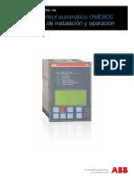 34OMD800_revB_ES_1SCC390126M0702.pdf