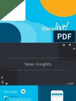 Talos insight