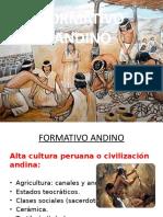 Clase 5 - Formativo Andino