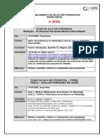 0001218 Planejamento de Aula 3ª Serie 1404
