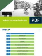 Vietnam Consumer Landscape 2015