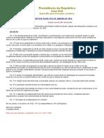 Decreto n. 20.910-1932 - Prescrição quinquenal