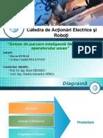 Catedra de Maşini Electrice, Marketing şi Management