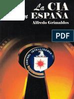 La CIA en España - Alfredo Grimaldos