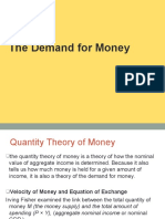 mishkin_09_c19 Money Demand