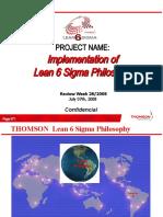 Thomson Manaus_Lean 6 Sigma  - WK28[1]