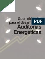 1.1 Guía didáctica para el desarrollo de Auditorías Energéticas-AE