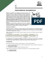 nomenclatura quimica inorganica
