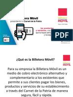 TALLER BILLETERA MOVIL