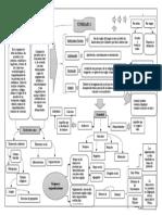 Mapa Mental sobre Entorno a las organizaciones
