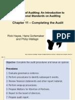 PPT_Principles of Auditing_Ed  3_Rick Haye