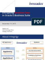 Integrigy Encrypting Sensitive Data in Oracle EBS