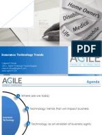 Agile FT - Insurance Technology Trends 2010