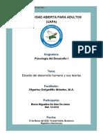 Practica 1 Psicologia del Desarrollo I