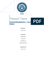 Project Management Term Report _Final