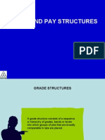 Grade and Pay Structures