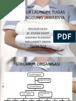 162023298-Struktur-Laundry-Tugas-Dan-Tanggung-Jawabnya