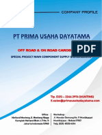 COMPANY PROFILE (PT PRIMA USAHA DAYATAMA)