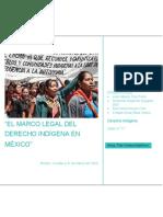 ADA 3-El marco legal del Derecho Indígena en México.docx