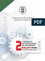84 Memorias 2do Congreso Ingeniería Mecánica