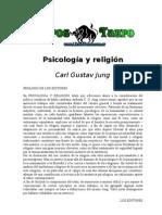 Jung, Carl Gustav - Psicologia Y Religion