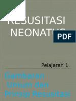 Presentation1 Gambaran umum & Prinsip Res