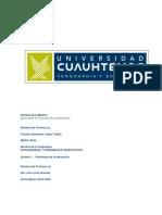 Casas Trujillo Claudia Actividad 1 antecedentes