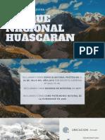 Huascaran Basic info in PDF