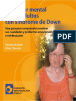 Bienestar mental en los adultos con síndrome de Down - Dennis McGuire & Brian Chicoine.pdf