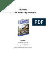 Free UBC Workout