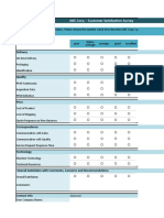 Customer Satisfaction Survey - Manufacturing