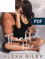 Thankful for Her (Thankful Series #1) - Alexa Riley - SCB