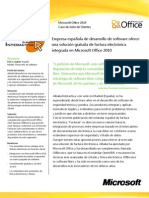 Caso de éxito Office 2010
