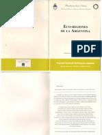 Eco-Regiones de La Argentina