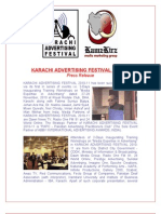 Kaf 2010-11 Press Release
