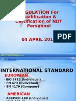 1_NDT_REGULATION FOR QUALIFICATION NDT PERSONNEL