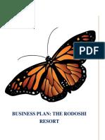 Business Case (4) - RESORT