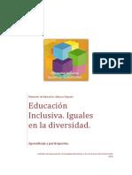 Modulo 5. Aprendizaje y participación
