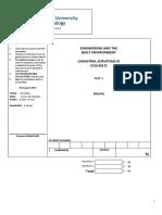 2013 Cadastral Surveying - Test 1 [MEMO].pdf