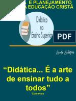 DIDÁTICA  E PLANEJAMENTOII.pptx