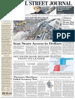 Wallstreetjournal 20160401 the Wall Street Journal