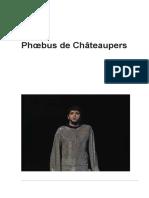 Phœbus de Châteaupers