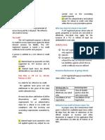 VAT Tax Report