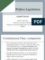Animal Welfare Legislations