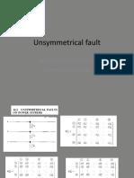 Unsymmetrical fault.pptx