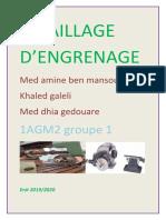 taillage-engrenage