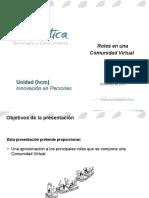 ibermticahcmrolesdecomunidadesvirtuales2010-101130101846-phpapp01
