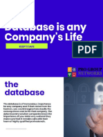 Database Recovery Solutions