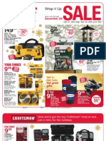 Seright's Ace Hardware Wrap It Up Sale
