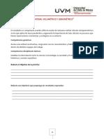 Practica 1. Uso de material volumetrico y gravimetrico.